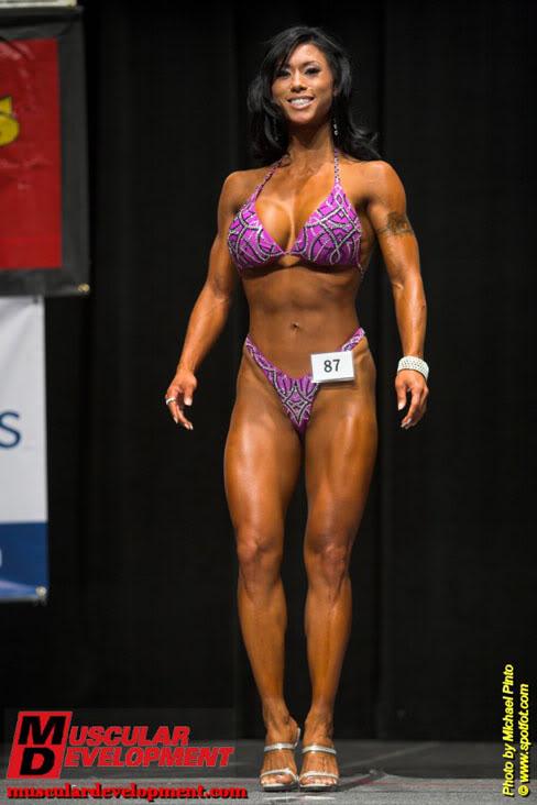 Cute female bodybuilders — img 13