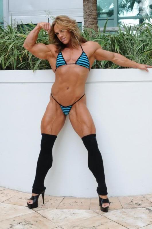 Virginia Beach Female Bodybuilders images