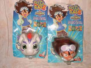 Tolas Digimon, Lays  - Argentina / Uruguay Img2