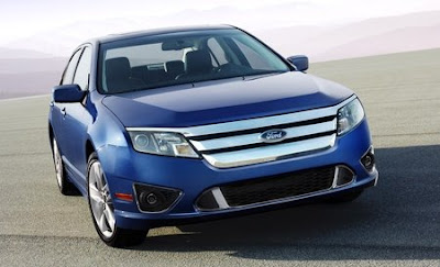 Ford Fusion and Milan hybrids