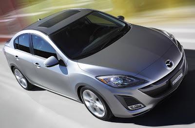 New Mazda3 Sedan