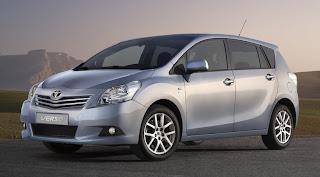 New Toyota Verso 7-Seater MPV