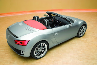 VW BlueSport Roadster Concept