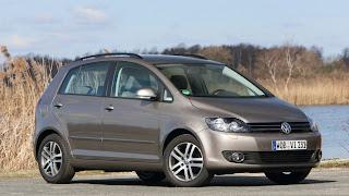 New VW Golf Plus BiFuel
