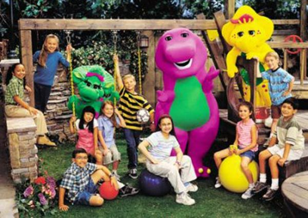 selena gomez barney and friends. friends. selena gomez and