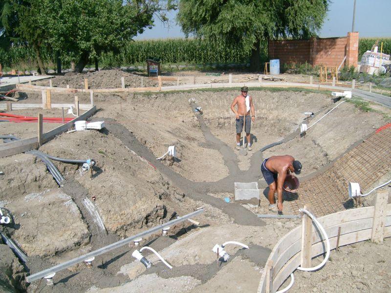 La mia piscina da sogno - Costo scavo per piscina interrata ...