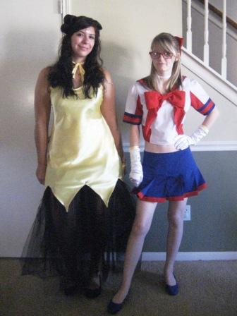 As Boy Dressed Girl Dress