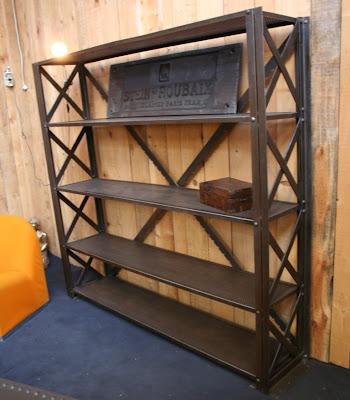 Mobilier industriel chez loftboutik le blog de loftboutik - Livre mobilier industriel ...