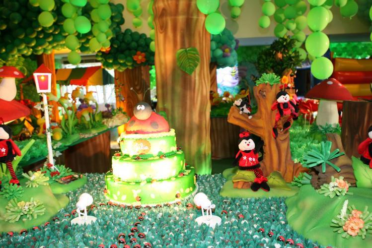 decoracao festa infantil yellow submarine:Espaço João e Maria oferece variados temas para festa infantil.