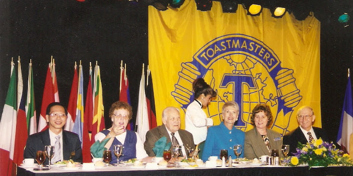 Toastmasters A La Carte
