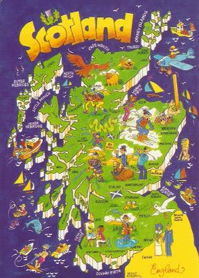 postcard 3   scotland