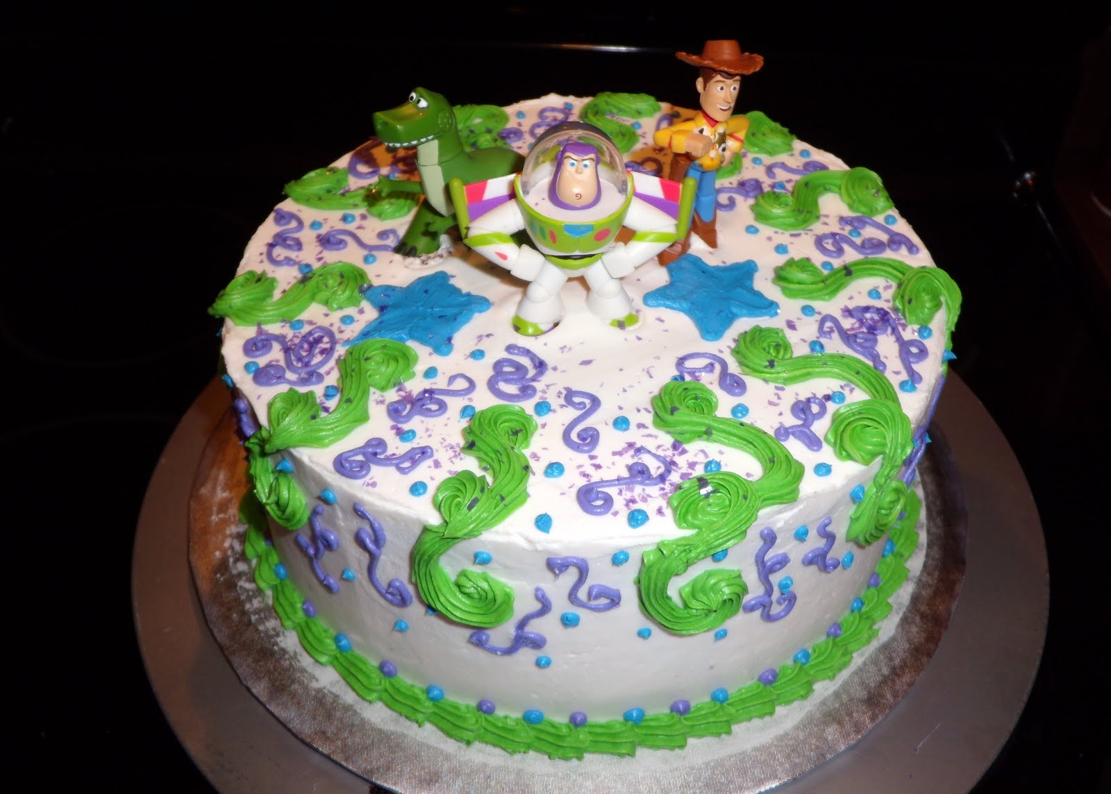 Sweet Willys Cakery Toy Story Birthday Cake