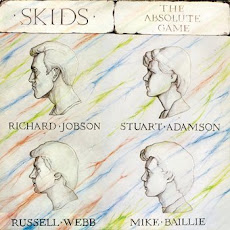 The Skids: The Absolute Game (CD) Captain Oi!