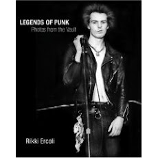 Legends of Punk: Photos from the Vault (Book)
