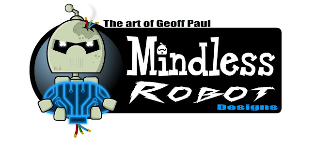 The art of Geoff Paul