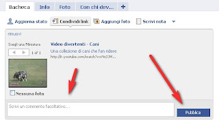 video facebook