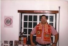 Eu sou do Benfica à boé.