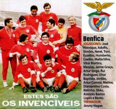 Na época de 1972/73 esta equipa venceu o campeonato sem derrotas