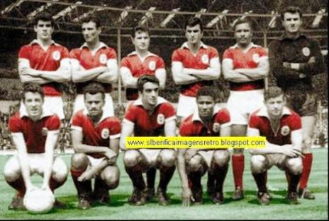 Benfica vs AC Milan ( Taça dos C. Europeus )