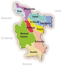 San Martin - Tocache