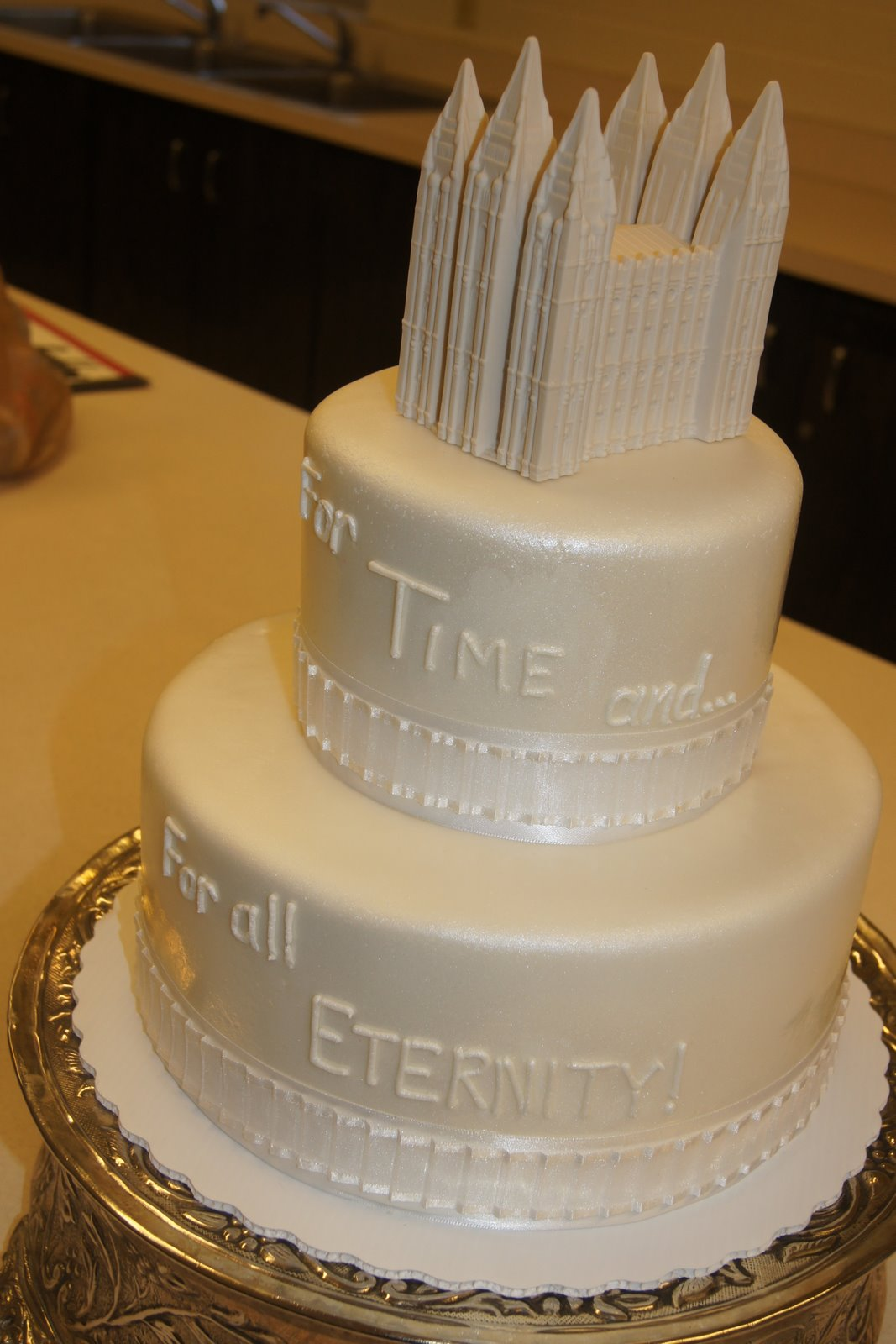 Labels: Birthday Cakes , Two Tier Cakes