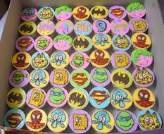 Cupcakes-Boys