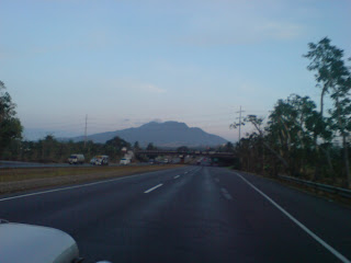 Mt. Makiling at Exit 50 - Calamba Interchange (from Wikipedia)