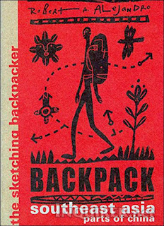 The Sketching Backpacker by Robert Alejandro