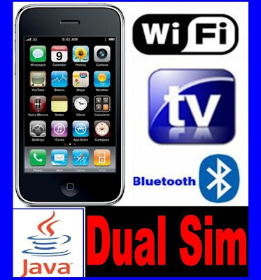 JC35 - DUAL SIM - WIFI - TV