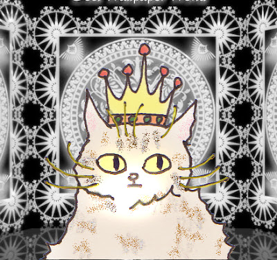 """The king of Cats""  Kissie!!! by rubyran from flickr (CC-BY)"