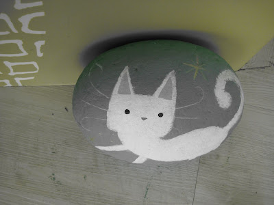 cat&stone by Ray Chang from flickr (CC-NC-SA)