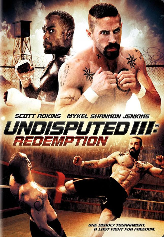 Undisputed III: Redemption-(2010)