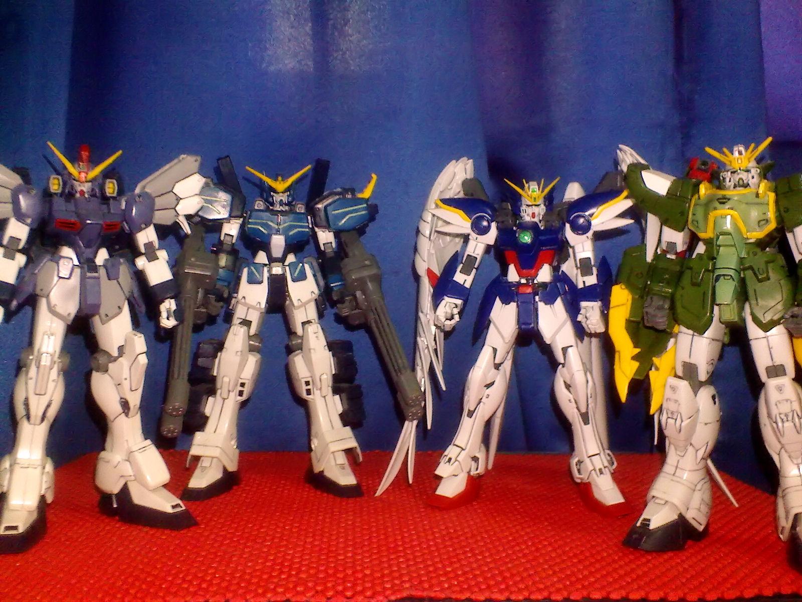 My Gundam Wing Endless...