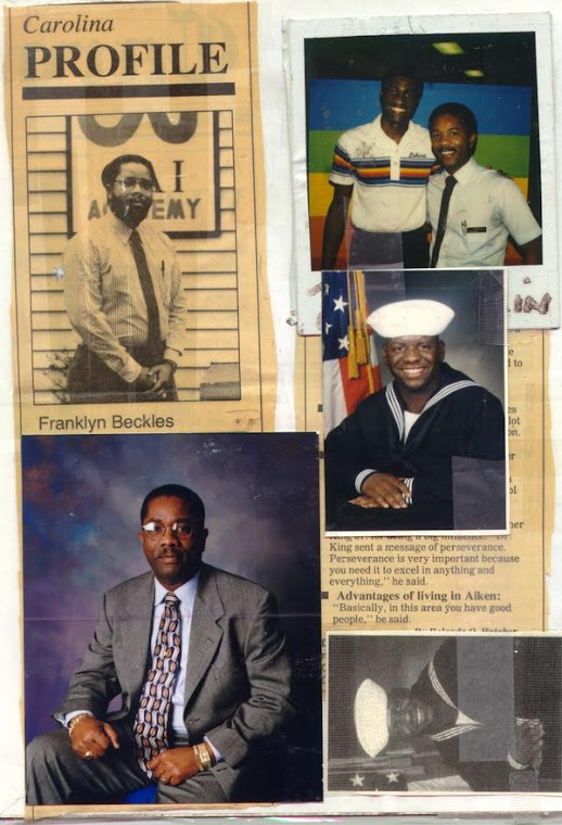The Beckles Legacy Continues From Father To Son