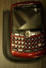 Blackberry javelin 8900.