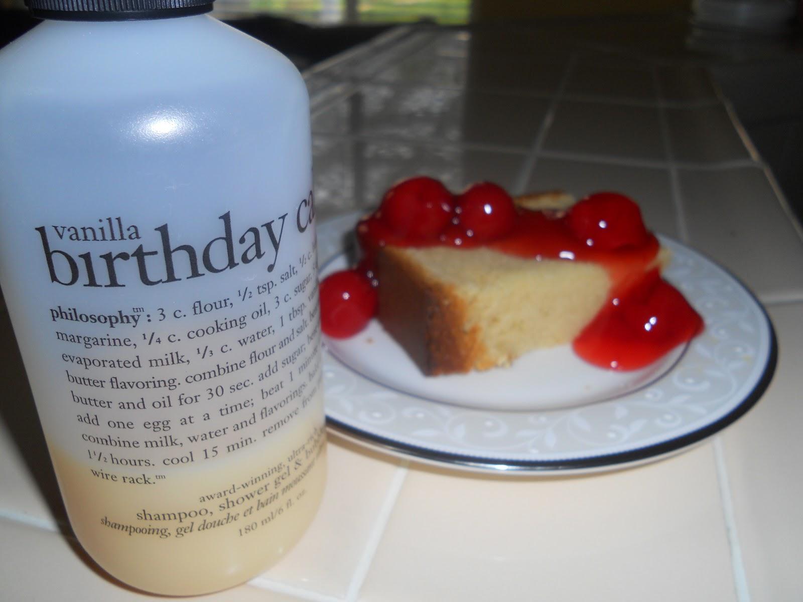 Philosophys Vanilla Birthday Cake Recipe Fact Or Fiction