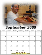 Calendário Setembro