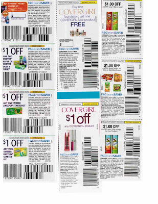 P and g coupons