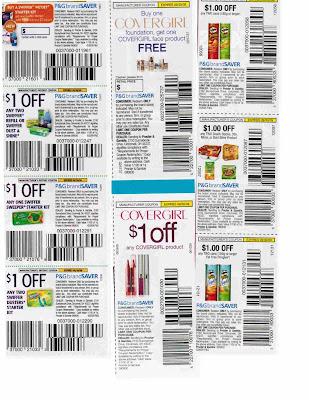 Www p&g com coupons