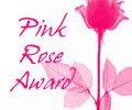 Pink Rose Award