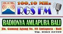 Radi RGS.FM Amlapura,Bali