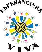 """Esse é o símbolo do GRUPO """"ESPERANCINHA  VIVA""""."""