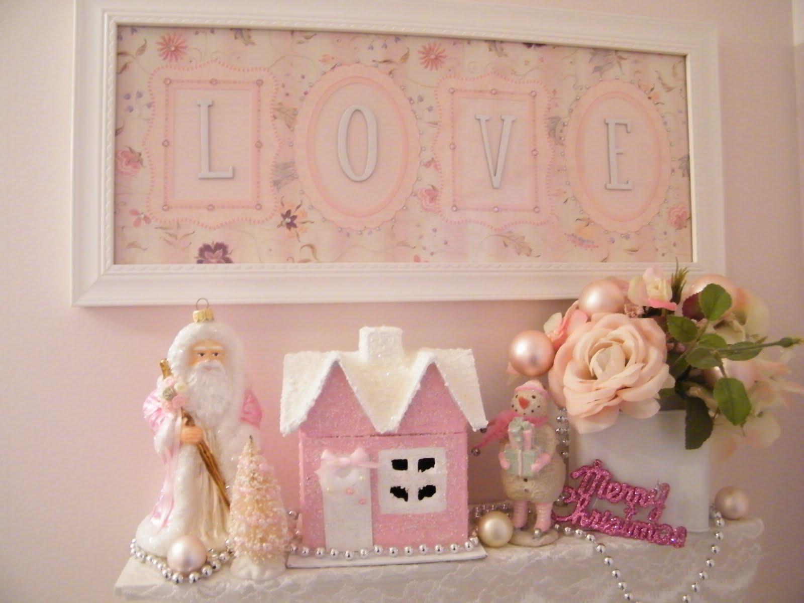tammy's heart: my christmas cottage bathroom
