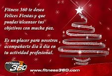 saludo de Fitness 360