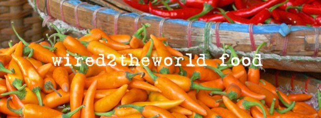 wired2theworld food