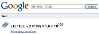 Google funny calcuator 6