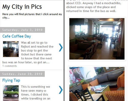 Blogger Blogs Gets Mobile Friendly