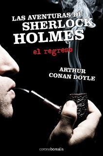 Las aventuras de Sherlock Holmes, Conan Doyle