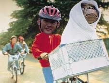 Eu e o meu amigo ET