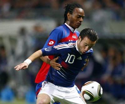 Francia vencio a Costa Rica